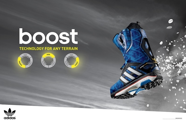 Secretario En particular novato  Method Mag ADIDAS INTRODUCES THE BOOST TM: TECHNOLOGY